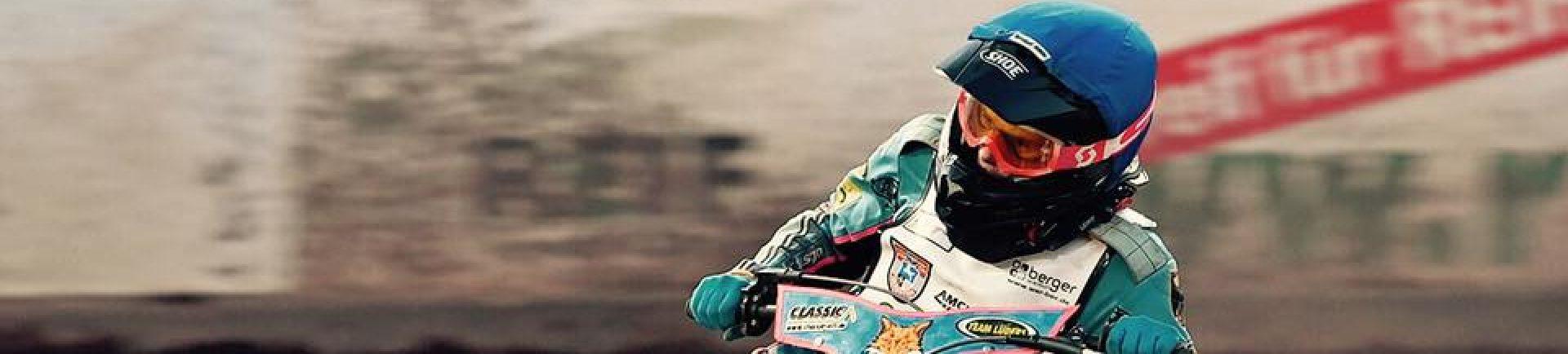 Speedwayracing Niels Oliver Wessel